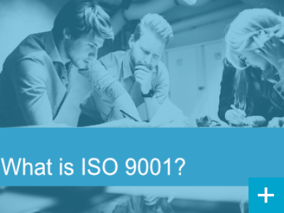 What is ISO 9001 quality management