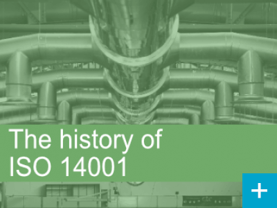 A brief history of ISO 14001 environmental management