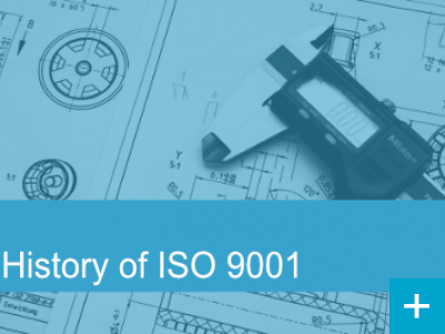 A short history of ISO 9001 quality management