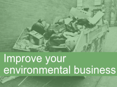Improve your environmental business