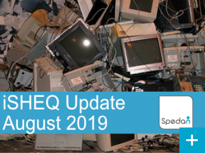 ISO Legal Updates August 2019