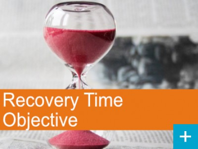 Example Recovery Time Objective