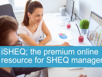 SHEQ Managers benefit from iSHEQ by Spedan